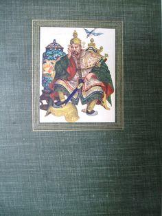 Book Andersen's Fairy Tales Arthur Szyk by vintageboxofdelights