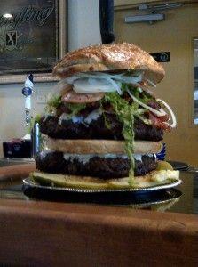 Rozzi S Lakeshore Tavern S Dozer Challenge Best Food