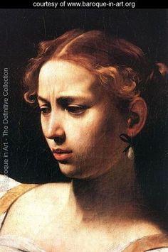 Artemisia Gentileschi c. 1613 - Google Search