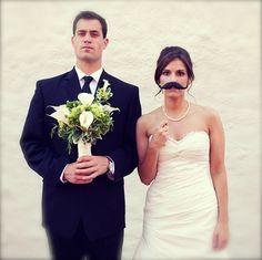 Steun Movember Nederland en zorg voor snorretjes op je bruiloft! | ThePerfectWedding.nl