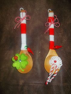 Baba Marta, Yarn Dolls, Handmade Ideas, Christmas Ornaments, Holiday Decor, Crochet, Crafts, Home Decor, Fashion