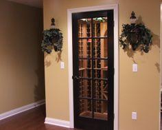 small wine cellar houzzcom basement wine cellar idea