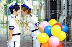 BAOZI and HANA(包子 & HANA) Makoto Tachibana Cosplay Photo - WorldCosplay