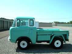 1957 Willys FC-150 - Photo submitted by Dave Brudy.