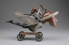 Sculpture by Thomas Wargin