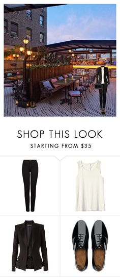 """""""2307/2"""" by valerie-montagne ❤ liked on Polyvore featuring J Brand, Banana Republic, Alexandre Vauthier, FitFlop and Nine West"""