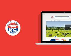 """""""E-Commerce website, Hatting-KS"""" http://be.net/gallery/54613965/E-Commerce-website-Hatting-KS"""