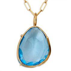 Heather Moore Jewelry Swiss Blue Topaz Harriet Stone