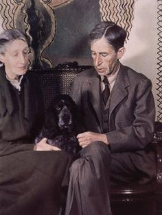 Virginia Woolf, Pinka and Leonard