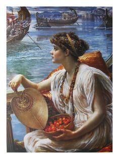 A Roman Boat Race - E Poynter