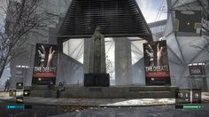 Deus Ex Mankind Divided. Deus Ex Mankind Divided, Jim Miller, Marina Bay Sands, Building, Buildings, Construction
