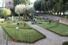 L'Orto Medievale di Perugia