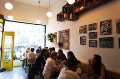 Pho 91 Amsterdam: vietnamees eetcafe in De Pijp | http://www.yourlittleblackbook.me/nl/pho-91-amsterdam-de-pijp/