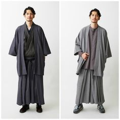 New Japanese Haori Coats And Pants For The Modern Samurai