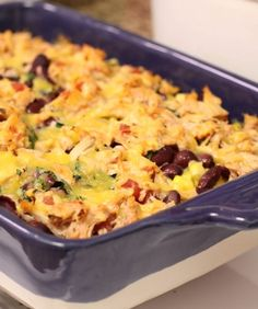 Good Monday morning to everyone  Can anyone else believe it's almost the end of the school year! Summer is going to be here before we know it. I've got a great weeknight recipe for you today. Lots of delicious Mexican flavors, we really enjoyed this one last week! I took lots of pics, so …