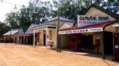 Loxton Historical Village.