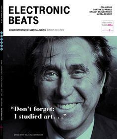 Electronic Beats Magazine Issue 04/2011