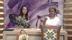 Mulher.com - 23/02/2017 - Caminho de mesa em Patchwork - Ana Consentino P2