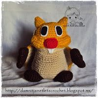 damn it Janet, let's crochet!: Waddlewing from Super Mario Bros. U [ Free Crochet Pattern ]