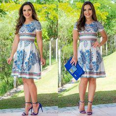 {Vestido Lady Like @dvanellemodafeminina } Um Look para arrasar ✅@dvanellemodafeminina (11) 96197-0691 www.dvanelle.com.br