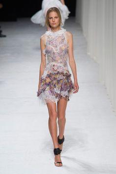Nina Ricci весна-лето 2014