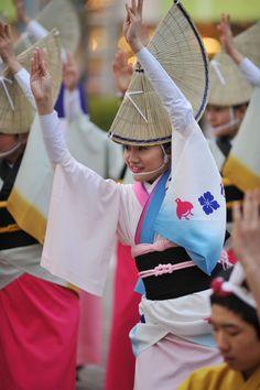 Awa Odori Festival, Japan 阿波踊り