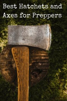 Having a functional and reliable hatchet and axe is a must for any well prepared person. Hatchets and axes are just so versatile for a lot of situations. Find some of the top options on the market here in our guide!
