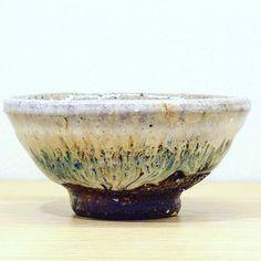 平岡仁さん朝鮮唐津盃織部下北沢店で開催中の十作酒器展は明日まで #織部 #織部下北沢店 #陶器 #器 #ceramics #pottery #clay #craft #handmade #oribe #tableware #porcelain