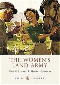 The Women's Land Army  Neil R. Storey and Molly Housego here tell the story of the Women's Land Army – how it was organised, what its members did, what training was provided, and the work of the Timber Corps of the WLA, also known as the 'Lumber Jills'. Colourful illustrations of women at work, their uniforms and insignia bring to life the experiences of the ladies who helped keep Britain fed during the Second World War.