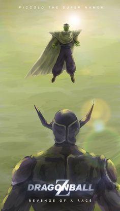 Dragonball Z: Revenge of a Race