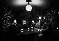 Porcupine Tree band. Don't know the band but love the pic. Very Berlin in the 1930s.