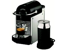 HS Home Delonghi EN125S Plus  #StockShellPinWin - I want this because I can have cafe quality coffee at home :-)