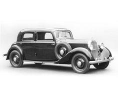 1936-1940_Mercedes-Benz 260D Limousine