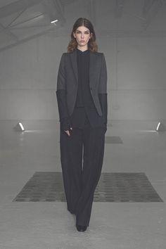 Nicolas Andreas Taralis   Fall 2014 Ready-to-Wear Collection   Style.com #Minimalist #Minimalism #Fashion