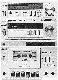 AUDIORAMA - Equipamentos de Audio & Video - Museu Virtual: AIKO (EVADIN) Hifi Audio, Retro Vintage, Nostalgia, Mini, Design, Old Technology, Klipsch Speakers, Gadgets, 1970s