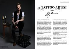 Double Page Celebrity