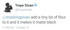 I did not know this. Thanks for the tip, Troye.