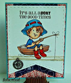 It's all Aboat the Good Times -- for Crafty Sentiments