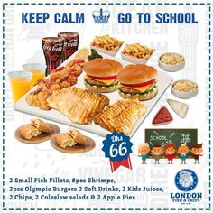 London Fish Chips Back To School Offer - https://discountsales.ae/dining/london-fish-chips/  London Fish Chips Back To School Offer Get this incredible Back to School offer from London Fish & Chips at BurJuman. The whole family can dine for just AED 66. Promo Valid Until 30th September, 2016    #UAEdeals #DubaiOffers #OffersUAE #DiscountSalesUAE #DubaiDeals  #Dining #FastFoodsCoffeeShops