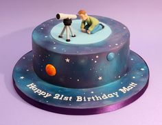Astronomy Cake (page 3) - Pics about space