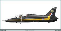 BAe Hawk T1A - 19 Dywizjon RAF (1992)