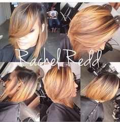 Love it!! (I know it's not in it's natural state but the cut and color is Fabu!)