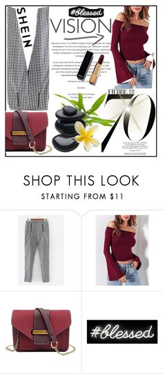 """""""SheIn 9/10 VI"""" by dinna-mehic ❤ liked on Polyvore featuring Nico and Oliver Gal Artist Co."""