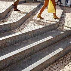 Ladeira da Barroquinha by Metro Arquitetos «  Landscape Architecture Works   Landezine