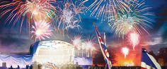 Image for Battle Proms Spectacular Firework Finale