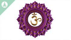 Sahasrara Meditation, Crown Chakra, Pineal Gland Meditation #buddhism #meditation #yoga #chakra