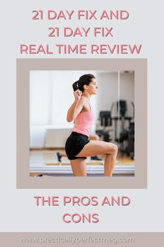 21 Day Fix Review #21dayfix #21dayfixrealtime #Exercise #BeachBody #weightloss #weightlossinspo 21 Day Fix Workouts, Running Workouts, Fun Workouts, At Home Workouts, Best Exercise Bands, Fitness Tips, Fitness Motivation, Baby Workout, Yoga For Weight Loss