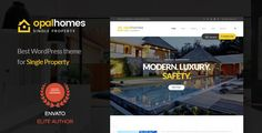 Opalhomes - Single Property WordPress Theme Theme Overview  Opalhomes is a WordPress Theme exclusively built for single property sale & rental websites. You can use to introduce, sell and rent villa, luxury apartments, house, office. The theme comes with flexible layout system with 6+ unique demos, creative design and ultimate core features to build outstanding professional property website.  The theme comes with Powerful Theme Options and Easy to Customize. Builded with King Composer (Free)…