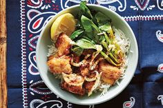 We call this 'Garage Chicken' as it is based on Tetsuya Wakuda's karaage chicken, says Matt Preston. This recipe is an edited extract from Yummy Easy Quick by Matt Preston, $39.99, Pan Macmillan, out 31 October.