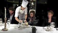 Michelin Star for Geranium ... Well done Rasmus !!!